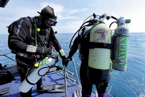 Le commerce de la plongée tek - Plongée Magazine | plongee scuba diving tec diving | Scoop.it