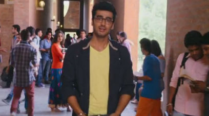 Arjun Kapoor's Dance Special In 'Locha-E-Ulfat' Song From '2 States' – Entertainemnt News | Entertainment | Scoop.it