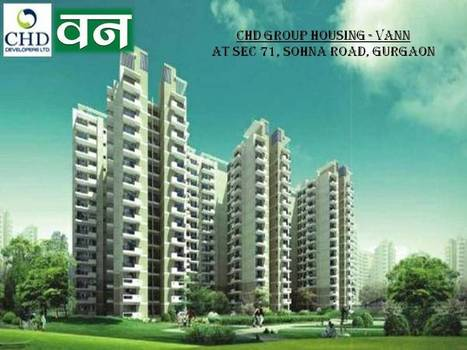 CHD Vann New Residential Project in Sector 71 | CHD Vann new project in Sector 71 Gurgaon | Scoop.it