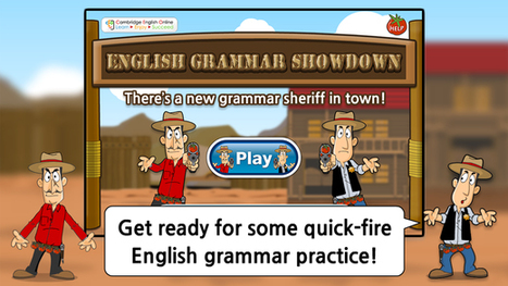 Top 10 Grammar Game Apps For Adults | Top iPad Apps & Tools | Scoop.it
