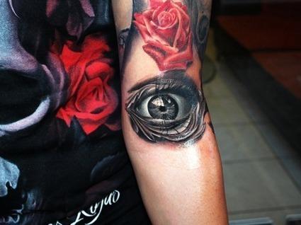 16 Eye Tattoo Designs | Tattoos Images | Ink Me! | Scoop.it