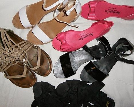 Beautyfineprint: Top five summer shoes | Beauty | Scoop.it