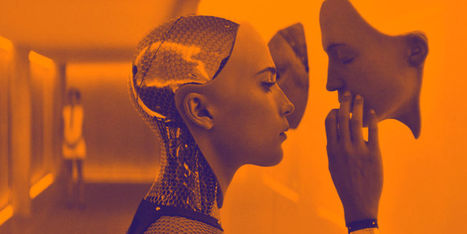 Cinema fix: Ex machina - The Turing test | Translation | Scoop.it
