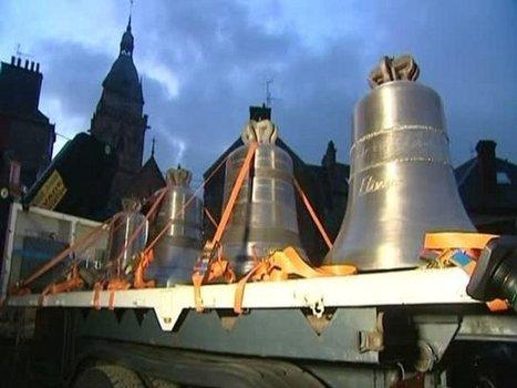 Les cloches de Notre-Dame rejoignent la capitale - Vidéo | Remue-méninges FLE | Scoop.it