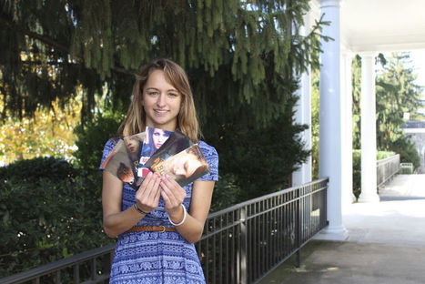 Student author has published seven books - The Breeze | Libraries, Books, and Writing | Scoop.it