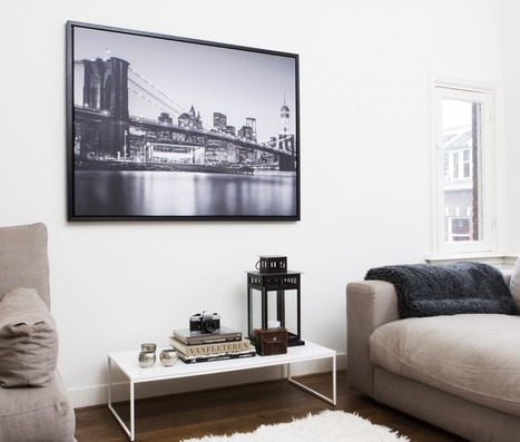 Canvas Prints – The Exciting New Wall Art | Founterior | Interior Design, Architecture, Home Decor and Furniture | Scoop.it