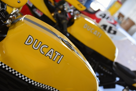 Barber Vintage Festival Ducati Base Camp Hotel Booking Info | Ductalk Ducati News | Scoop.it