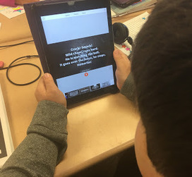 Creating Poetry on the iPad | Learning with Mobile Devices | Scoop.it