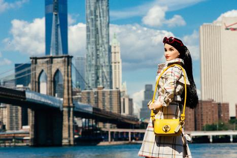 Một Ngày Dạo Chơi Thành Phố New York Của Búp Bê Barbie trong thời trang Coach | TUICOACHVN | Scoop.it