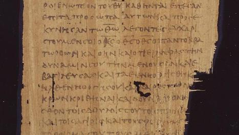 Witness the Word this Easter at the Chester Beatty   Digital Humanities   Scoop.it