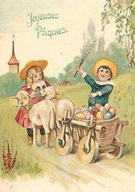 Pâques : fête chargée de symboles et pétrie de légendes | Revue de Web par ClC | Scoop.it