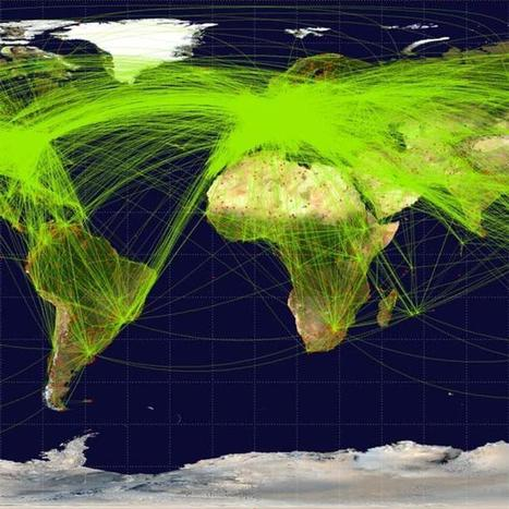 Get Lost in These 19 Fascinating Maps | Business Brainpower with the Human Touch | Scoop.it