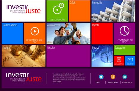 Investir Juste | Showcase of custom topics | Scoop.it