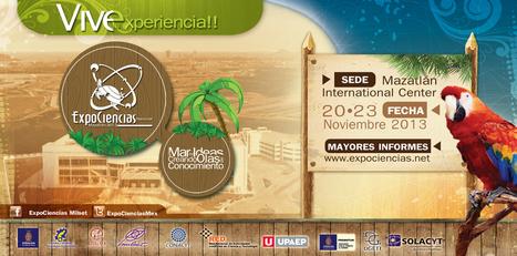 Bienvenidos al sitio web de  ExpoCiencias México | Aprendiendo a Distancia | Scoop.it