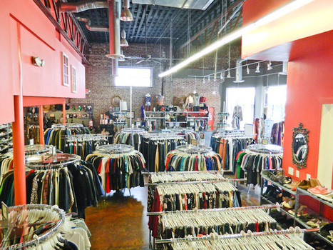 Atlanta's best thrift stores and vintage shopping | Real Estate Designs | Scoop.it