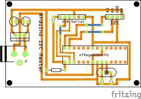 Arduino Uno I2C Master | Arduino, Netduino, Rasperry Pi! | Scoop.it