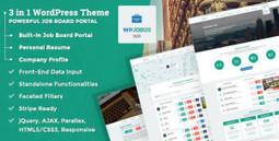 Free WPJobus - Job Board & Resumes WordPress Theme | Wordpress Themes | Scoop.it