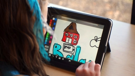 Resources for Using iPads in Grades 3-5 | Cool Edubytes for Teachers! | Scoop.it
