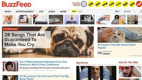 La publicité «native», un modèle adapté aux mobiles | DocPresseESJ | Scoop.it