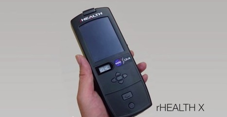 This Blood Sensor Isn't Quite A Tricorder, But It's Pretty Damn Close | News we like | Scoop.it