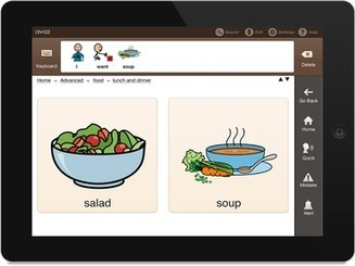Avaz App Can Help Autistic Kids Talk | Edtech PK-12 | Scoop.it