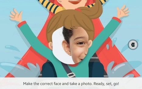Samsung Releases Look At Me, An App For Kids WithAutism   Just like every drop of rain...   Scoop.it