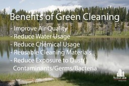Get in on the Green Cleaning Revolution with Vanguard Cleaning Systems®. | Toxic Products & Green solutions | Scoop.it