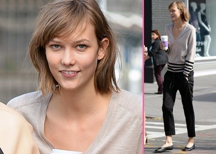 Karlie Kloss' Blustery Big Apple Photo Shoot - Sexy Balla | Daily News About Sexy Balla | Scoop.it