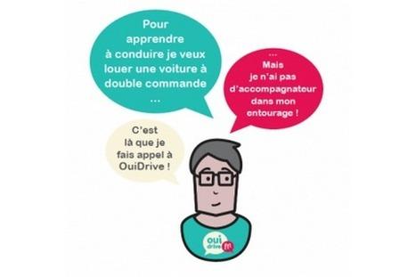 OuiDrive : le permis passe en mode collaboratif   Efficycle   Scoop.it