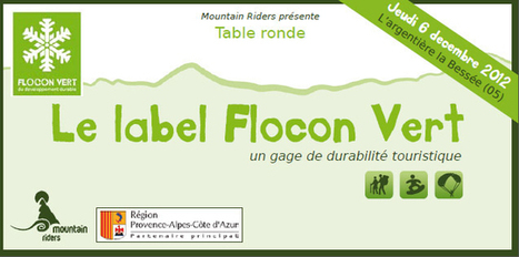 Flocon Vert : le label des stations vertes | L'actu de l'etourisme ! | Scoop.it