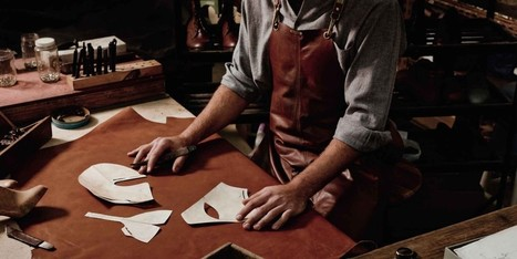 Wootten | Cordwainer and Leather Craftsmen – Custom-made shoes, bags, aprons – bespoke Melbourne shoemaker | webdesign inspiration | Scoop.it