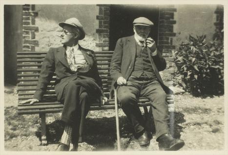 Joyce Manuscripts Online – Beta but Beautiful! | The Irish Literary Times | Scoop.it
