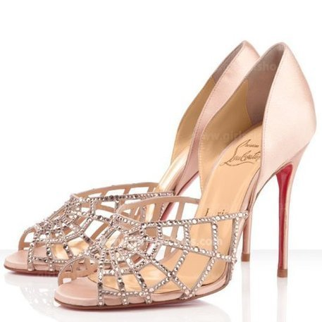 Hot Aranea Spiderweb d'Orsay Christian Louboutin Pumps Nude [Spiderweb Nude Christian Louboutin Pumps Aranea] - $126.00 : Christian Louboutin 2013 Sale with Discount Price | Christian Louboutin Shoes | Scoop.it