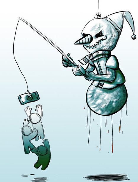 Crise économique: ce qui nous attend vraiment… | L'Agonie du Système | Scoop.it