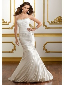 Mori Lee 1811 wedding dress | Bridal Fashions | Scoop.it