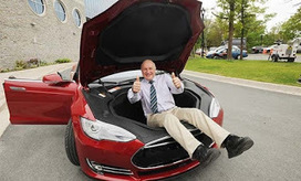 Tesla hires leading researcher to advance its battery technology | NovaScotia News | Scoop.it