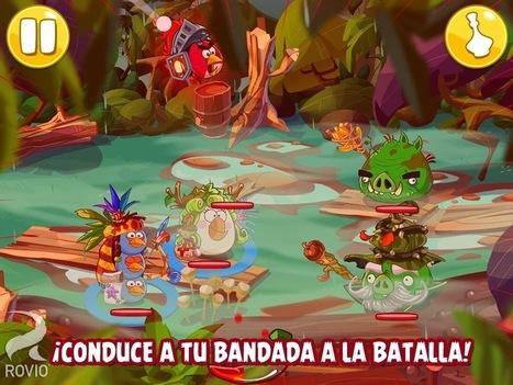 Angry Birds Epic para Android, IOS y Windows Phone, el nuevo juego de rol de Angry Birds - Soft For Mobiles | Aplicaciones y Juegos Android e iPhone | Scoop.it