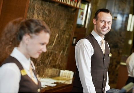 4 Ways to Maintain a Happy Hospitality Staff | Social Media Management for Hotels | Scoop.it