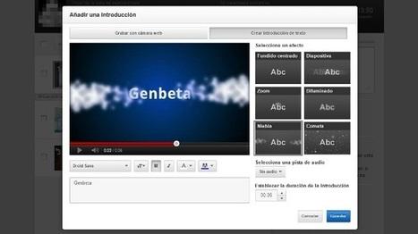 YouTube permite incluir cabeceras entre los vídeos de una lista de reproducción desde la misma plataforma   Recull diari   Scoop.it