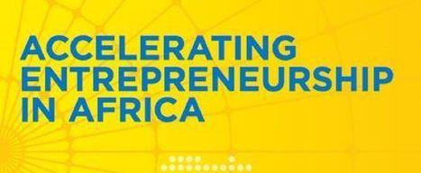 Report on entrepreneurship in Africa: lack of capital, lack of fundable business plans | Afrique, une terre forte et en devenir... mais secouée encore par ses vieux démons | Scoop.it