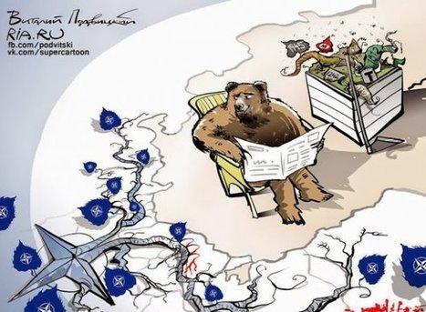 OTAN-Russie : Vers la confrontation | OTenKipass | Scoop.it