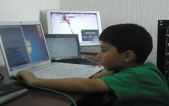 Ayan Qureshi   World's youngest Microsoft Certified Professional   Footprints From the Past Reading   Scoop.it