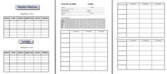 Cuaderno de trabajo, memonotas, registros de evaluación, etc 2015-2016 | Recull diari | Scoop.it