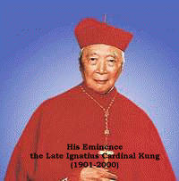 Synopsis of the Work of the Cardinal Kung Foundation | Human Rights and the Will to be free | Scoop.it
