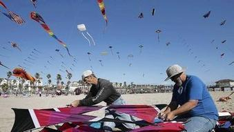 Taking over the skies - Huntington Beach Independent | New Hampshire Kiteboarding | Scoop.it
