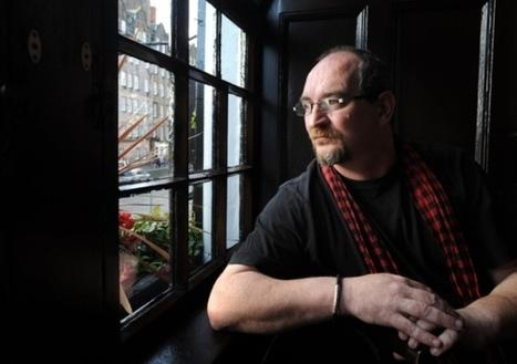 Author Steve Christie tells of Edinburgh pub's crucial role in writing latest book - Latest news - Scotsman.com | Edinburgh Stories | Scoop.it