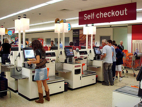 'Unexpected item' top of self-service checkout complaints | Viewsbank | Scoop.it