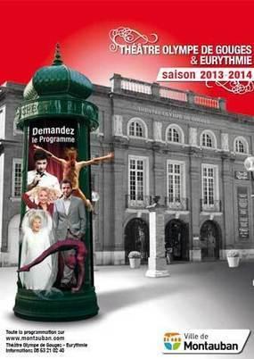 Montauban.com - Théâtre Olympe de Gouges   Nos partenaires   Scoop.it
