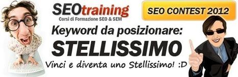 Il 2° Contest SEO Training: stellissimo, brilla e iscriviti!   Seo Training   bellimbusto (SEO)   Scoop.it