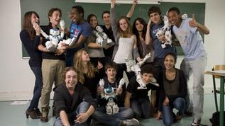 Secondary education - Corporate - Aldebaran Robotics | For Education | Tech Teachers | Scoop.it